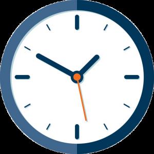 Mäta tiden på HR